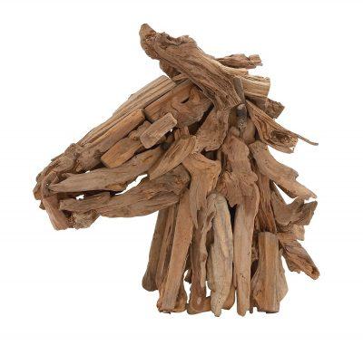 The Amazing Driftwood Horse Head