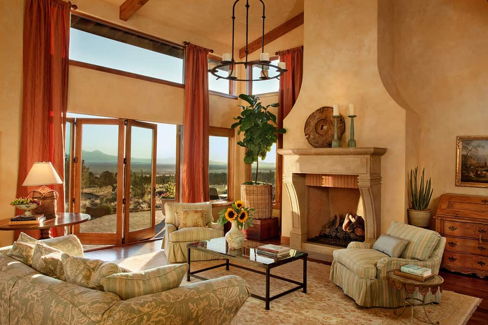 Tuscan decor ideas for luxurious old italian style to your for Tuscan style homes interior