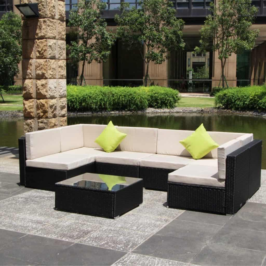 lovely menards picture patio sectionals of outdoor wicker sectional to how furniture clearance