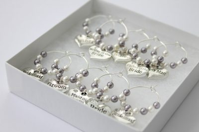Wedding Top Table Charms Bridal