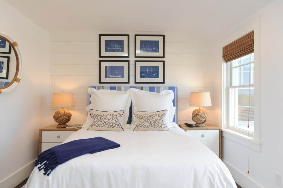 costal style bedroom
