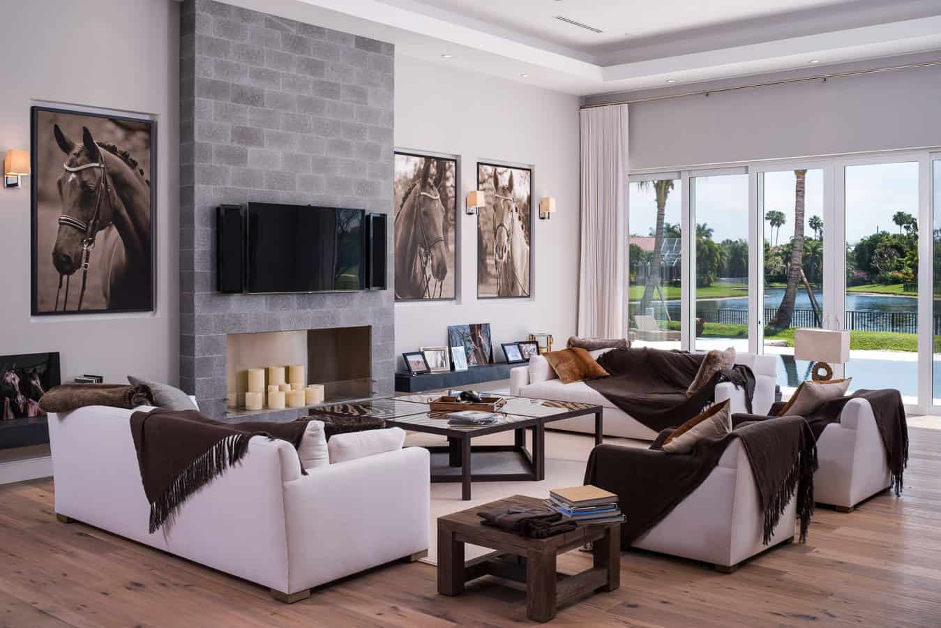 Living Room Decor Ideas: Giddy Up With These Amazing Horse Decor Ideas