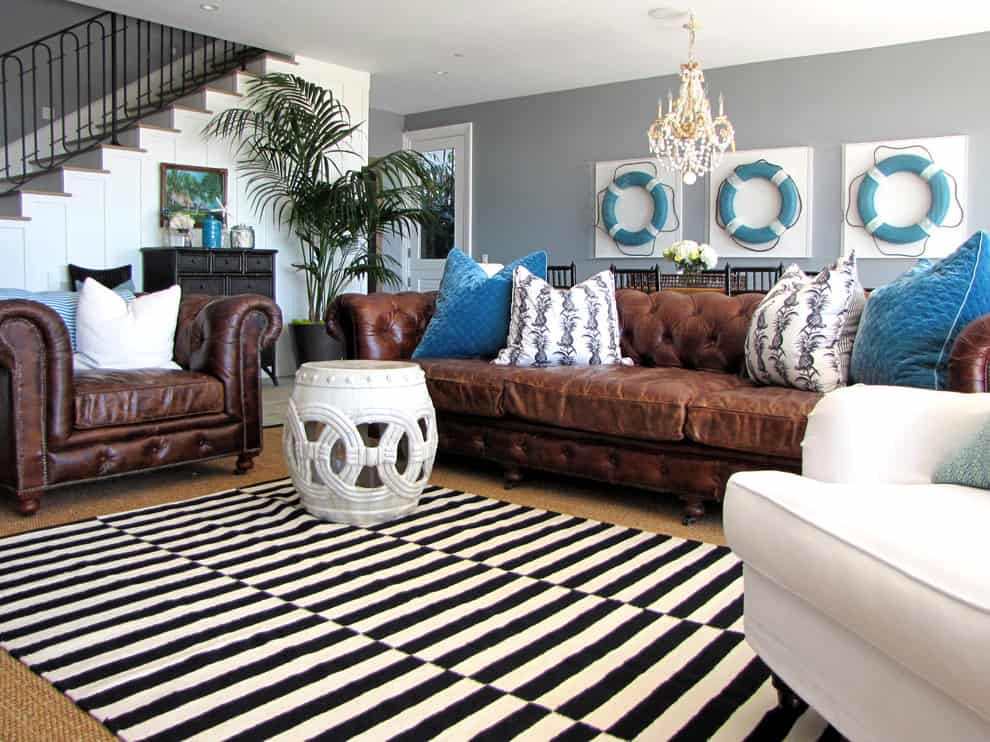 nautical family room