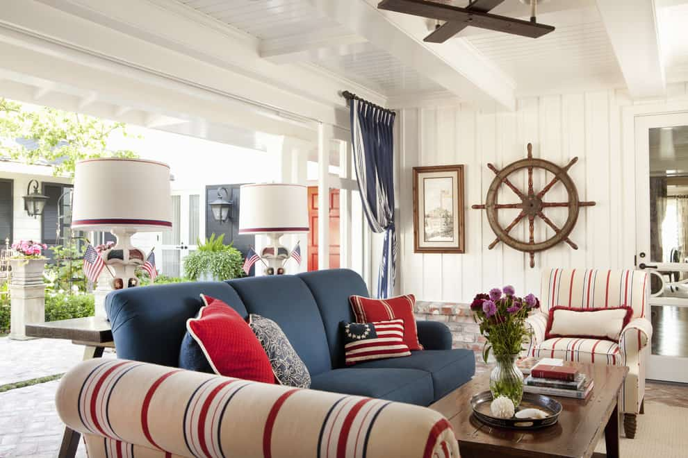nautical porch
