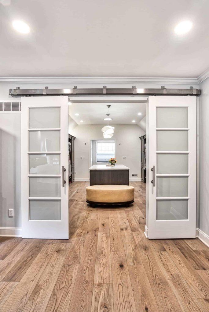 Sliding Glass Panel Doors