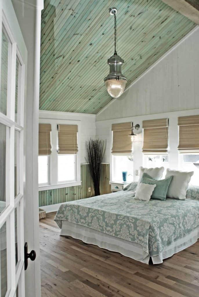 bedroom wainscoting ideas