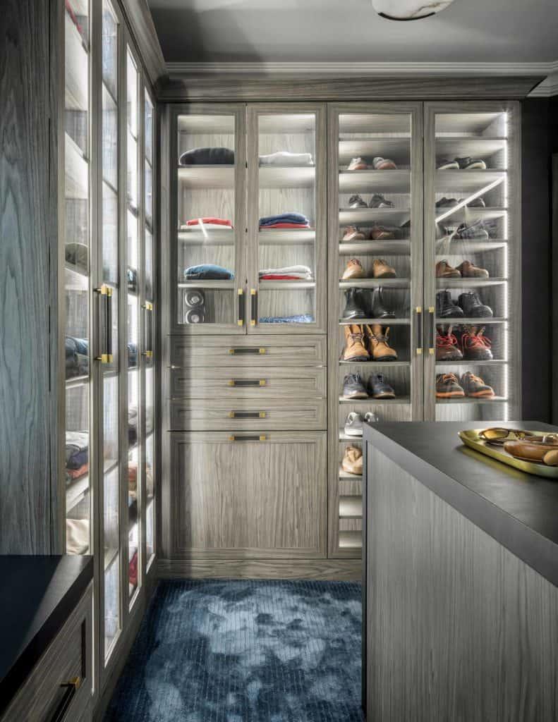 Shoe Storage Cabinets