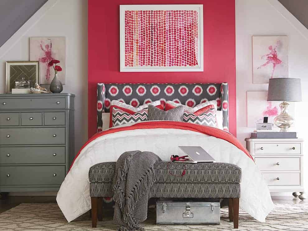 Patterned Headboards