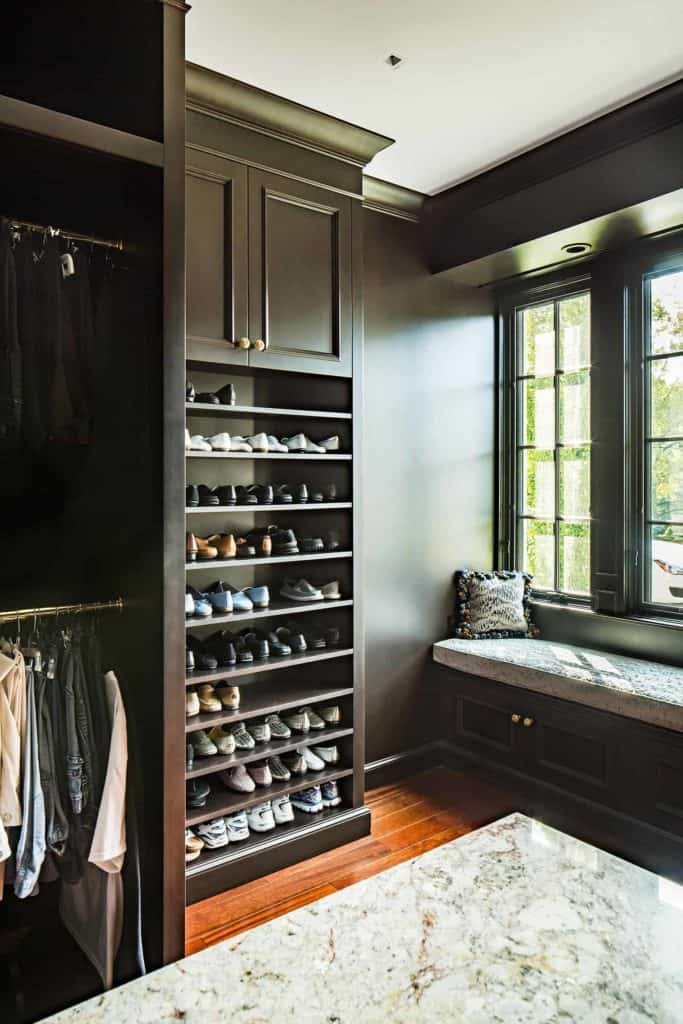 Shoe Storage Shelving