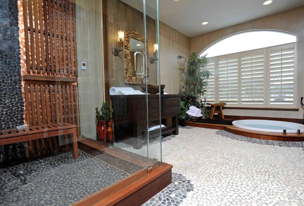 zen bathroom remodel in San Francisco