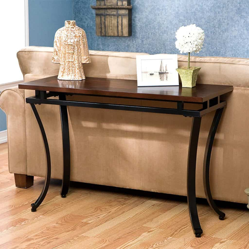How To Choose The Perfect Sofa Table Top 35 Best