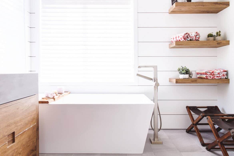 Modern Under-Sink Extension Bathrooms Shelves