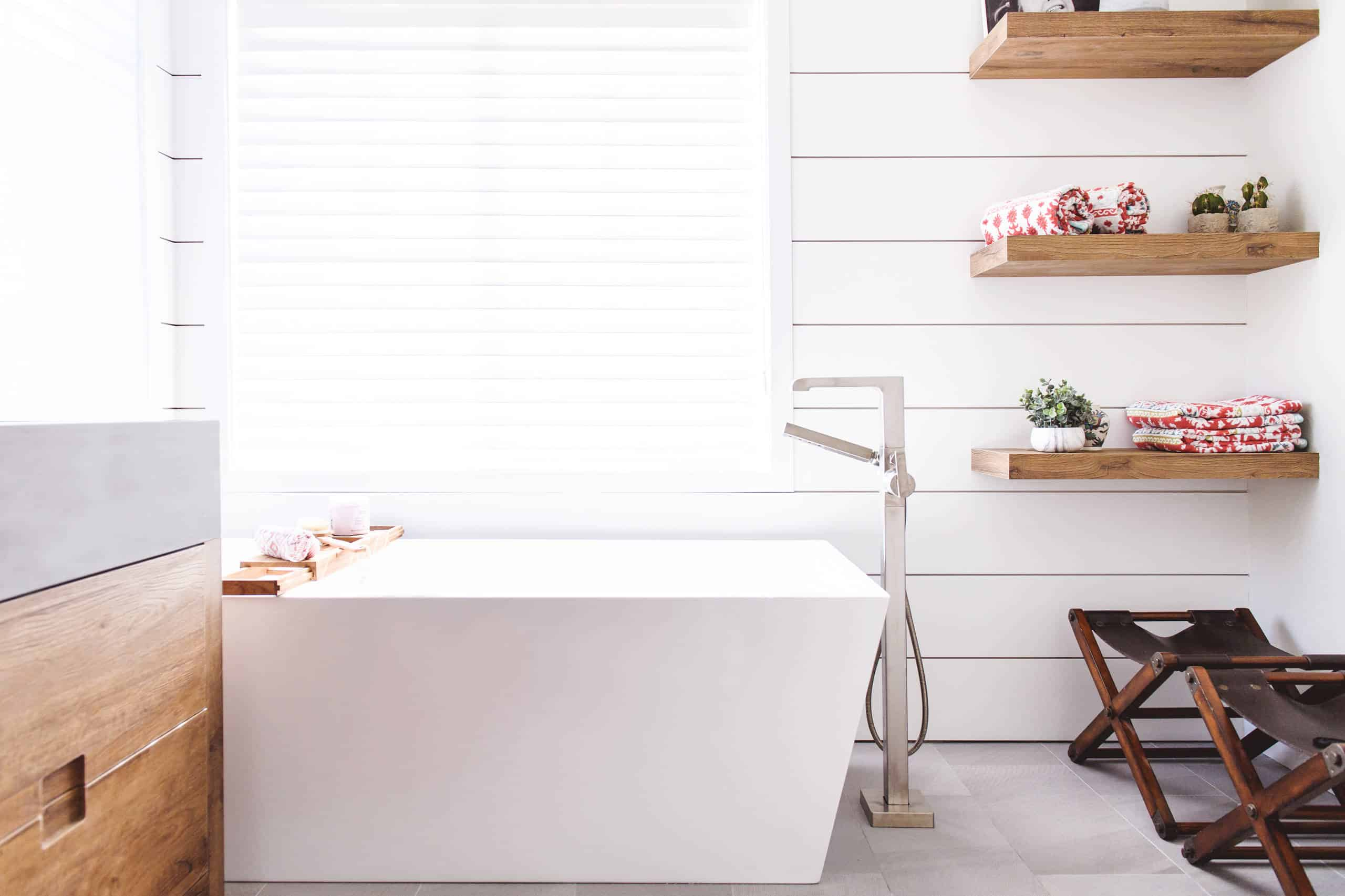 Modern Under-Sink Extension Bathrooms Shelves
