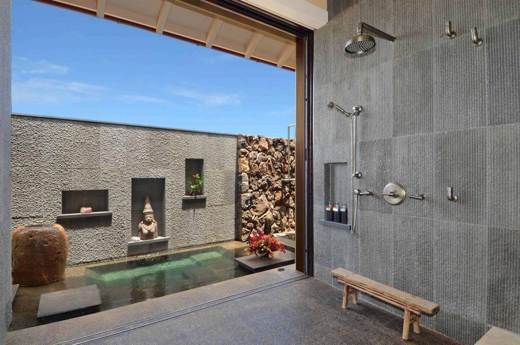 large master multicolored tile and ceramic tile cork floor japanese bathtub