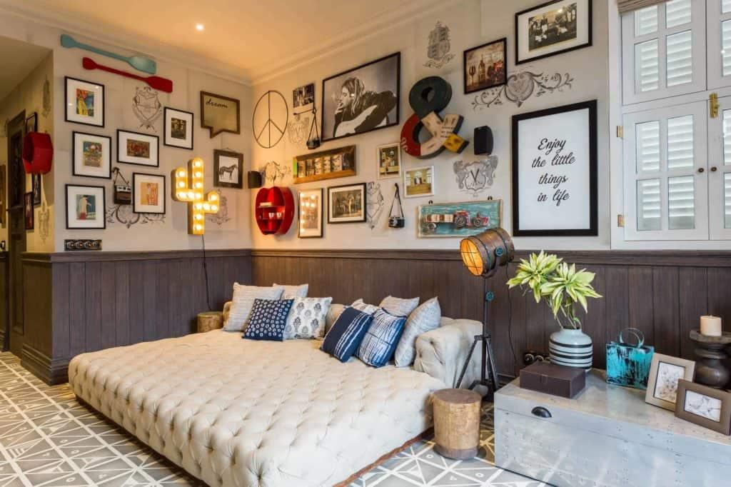 wainscoting bedroom ideas