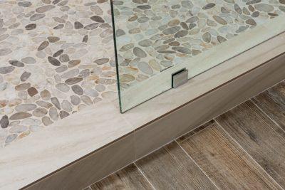 3 Texture Title Mix - River Stone, Marble, Faux Tile Wood