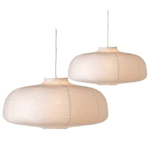 2 Ikea Vate Pendant Lamps