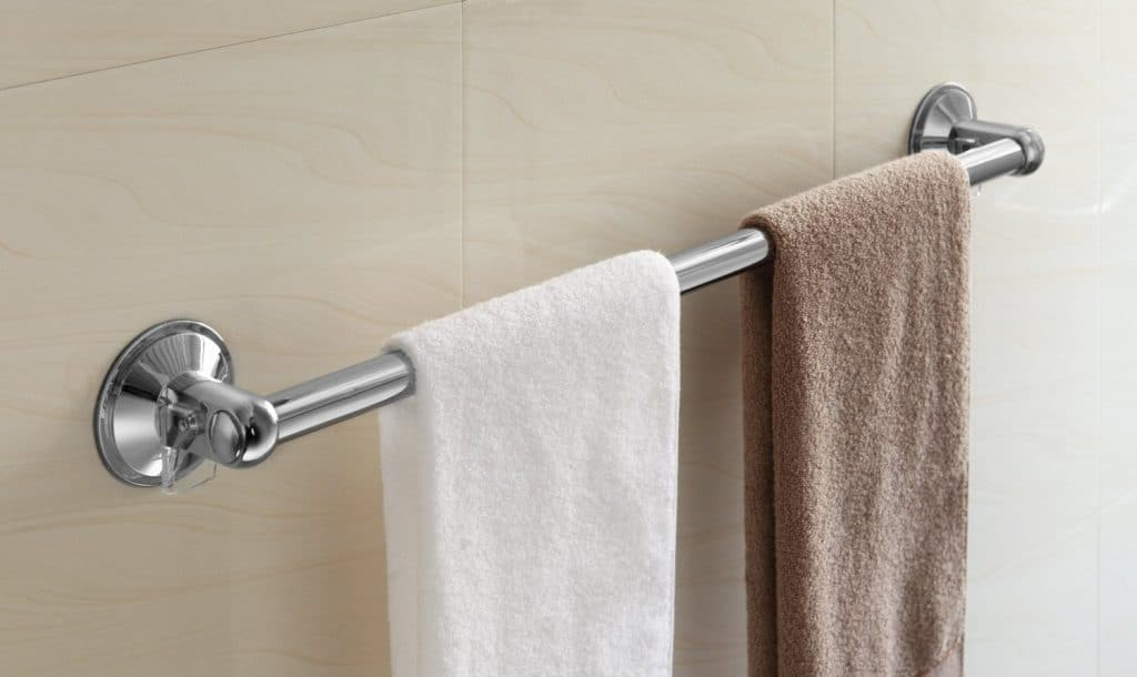 "AquaCare series Insta-mount 24"" towel Bar"