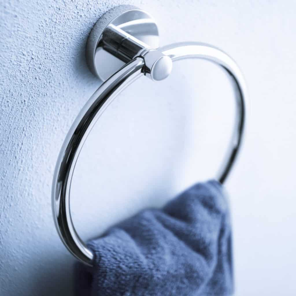 GROHE 40 365 000 Accessories 8-Inch Towel Ring