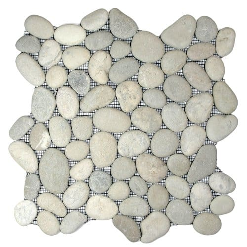 Bali Cloud Pebble Tile