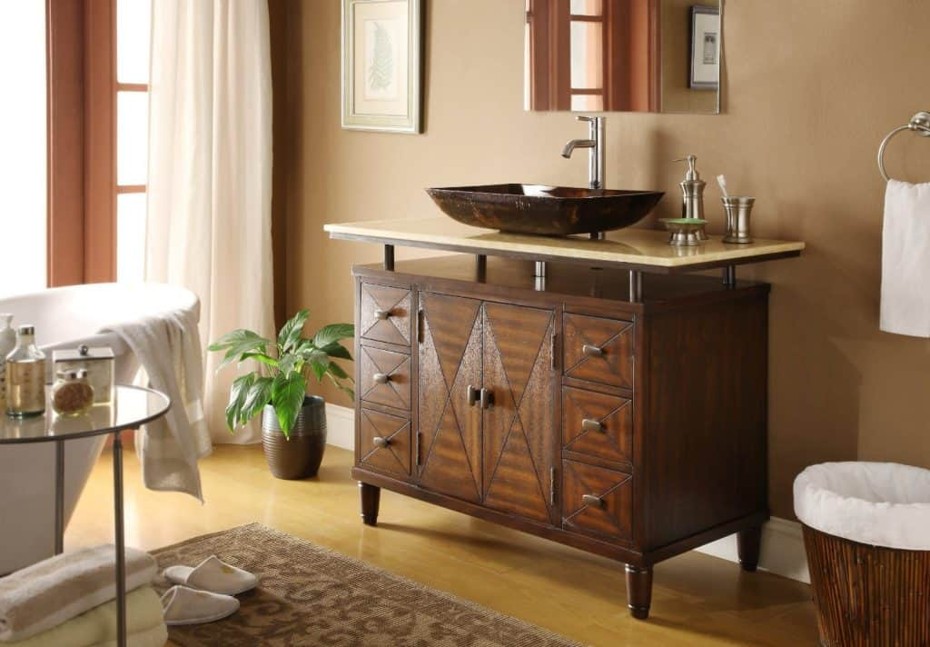 200+ bathroom ideas (remodel & decor pictures) 2 Sink Bathroom Vanity Ideas