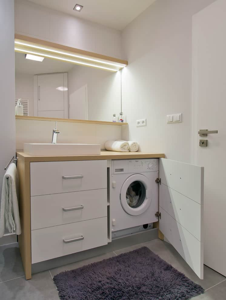 Merge your Laundry Room
