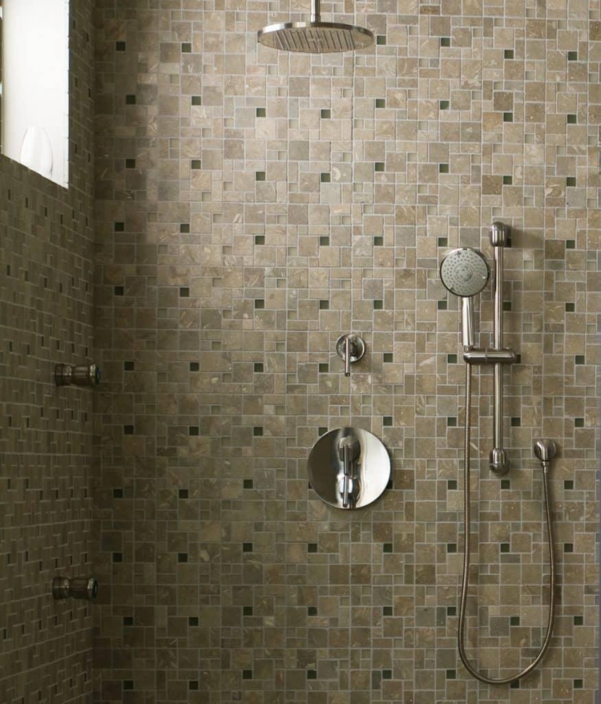 American Standard 1660.683.002 10-Inch Modern Rain Easy Clean Showerhead