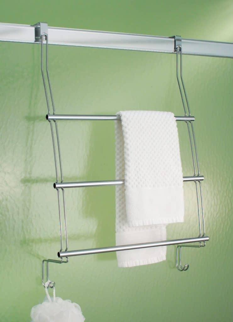 Shower Door Towel Rack