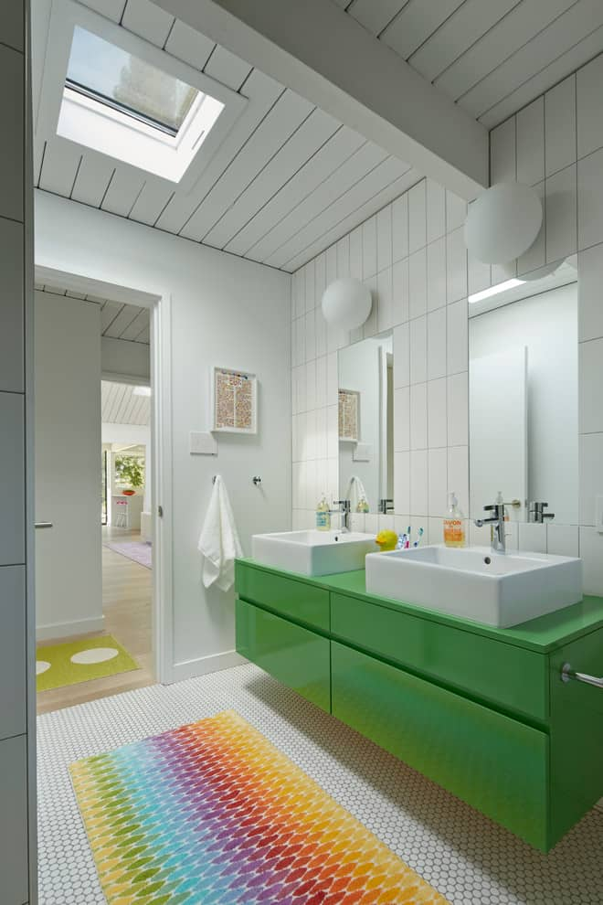 colourful tiles for bathrooms 100 kid s bathroom ideas themes and accessories photos 17821