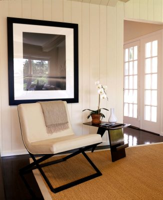Wood Paneling Cover-Up Ideas
