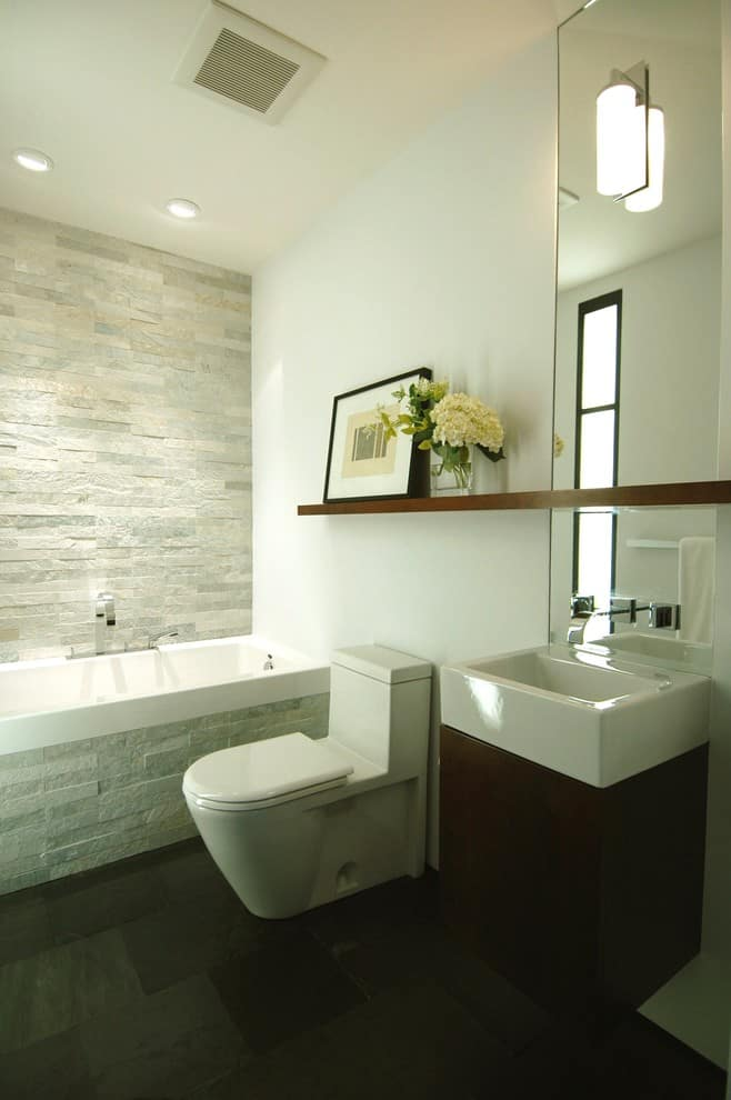 Bathroom - Stone