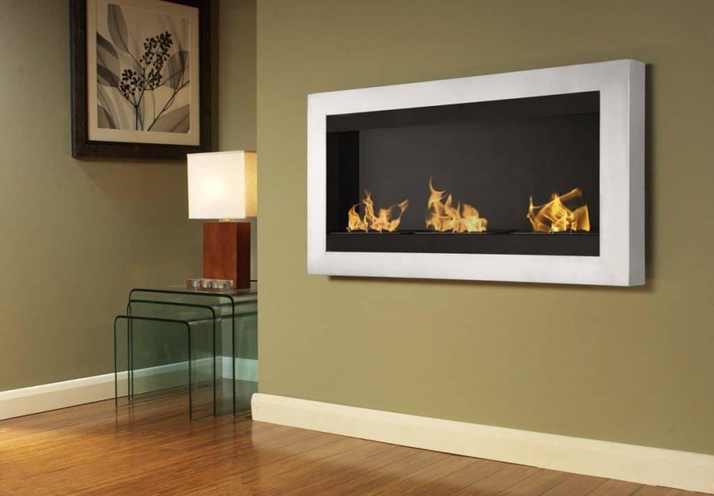 Ignis Ventless Bio Ethanol Fireplace Magnum
