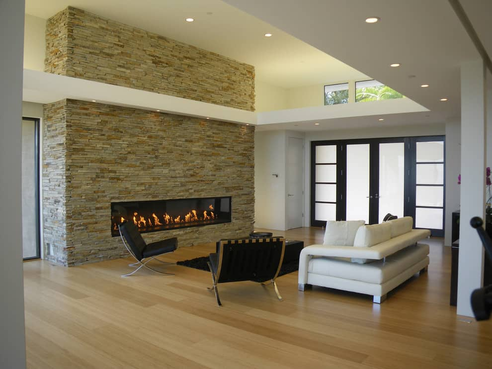 Design Ideas For Contemporary Fireplaces