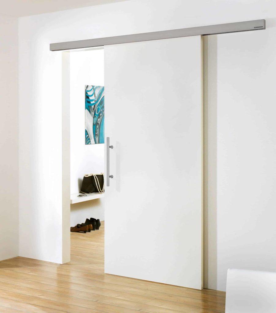 Modern Sliding Closet Doors Concept
