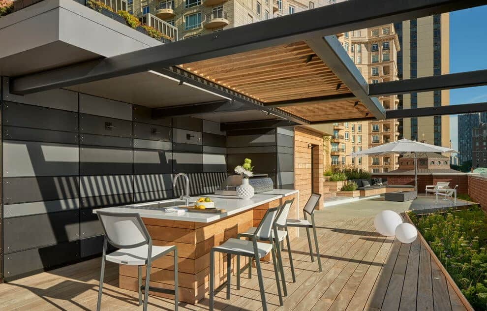 Choose The Right Outdoor Countertops For Functionality & Style