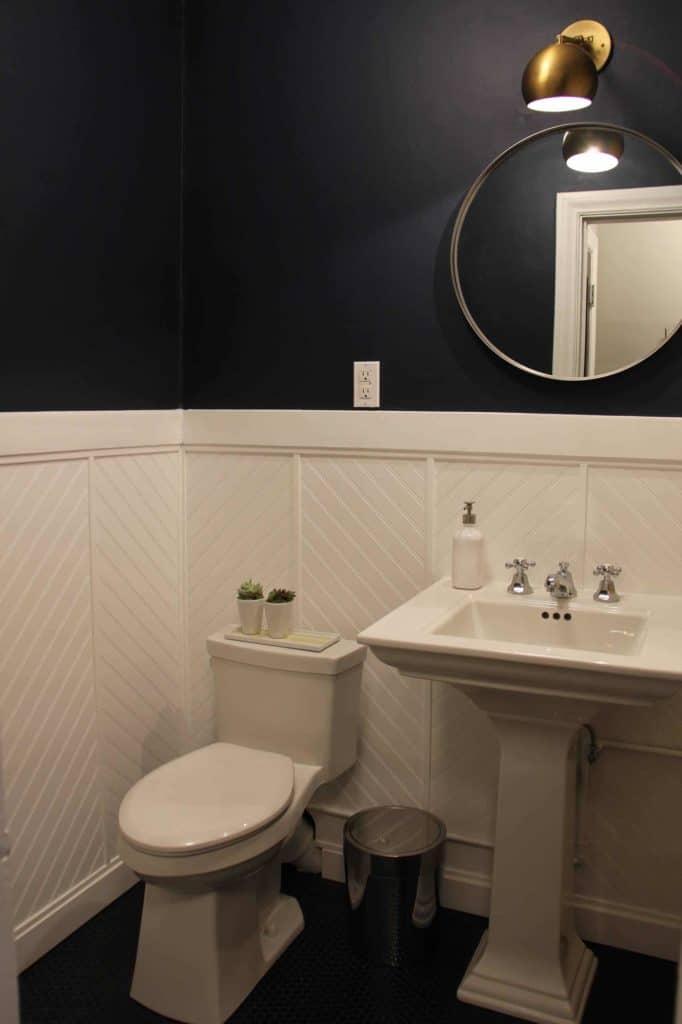 beadboard wainscoting bathroom ideas
