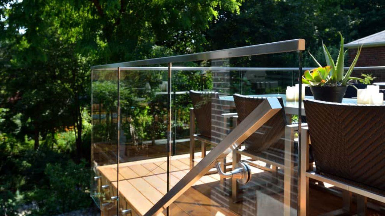 40 Deck Railing Ideas For A Modern Outdoor Space Photos