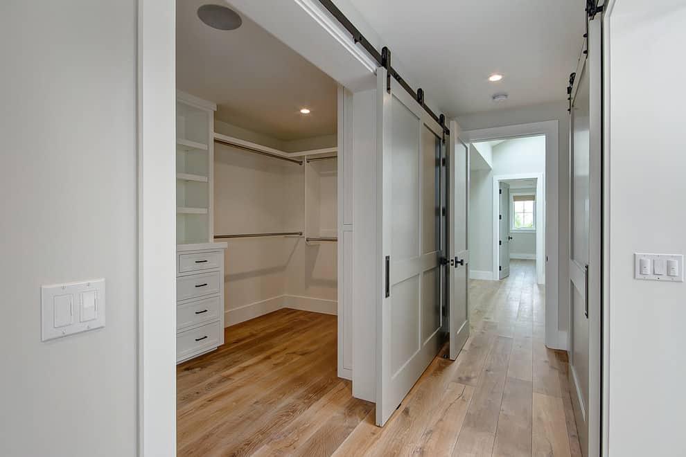 Barn Closet Door