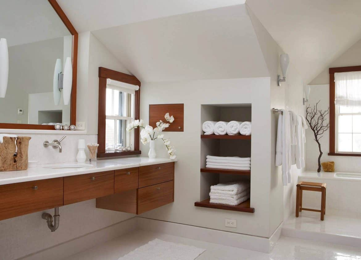 37 Top Towel Storage Ideas And Designs For 2019