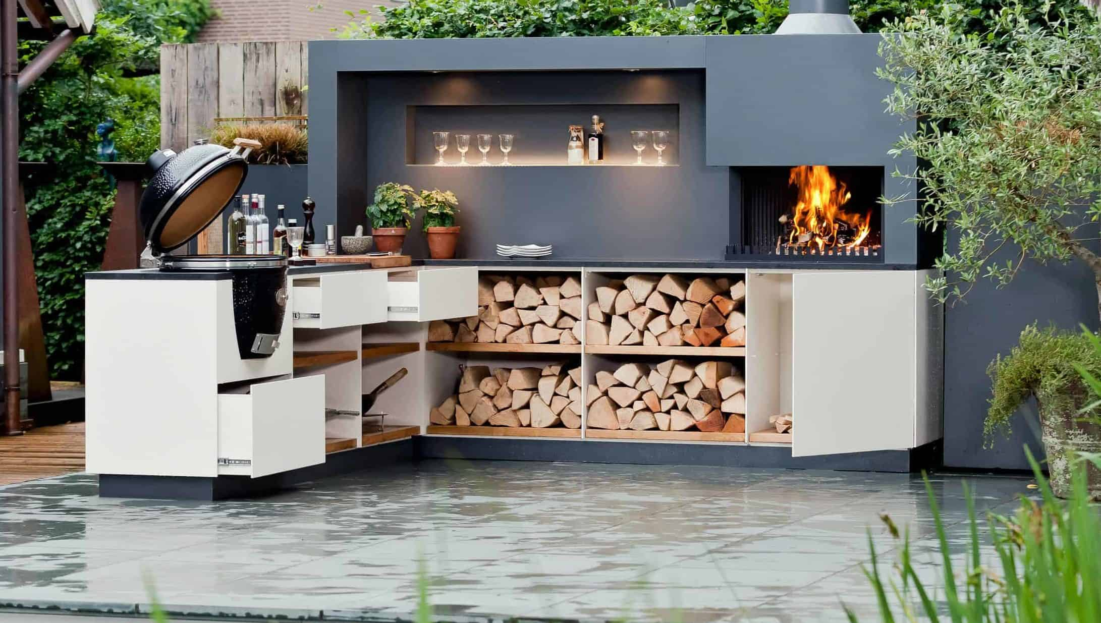 Top 32 Best Outdoor Kitchen Ideas And Designs New Outdoor