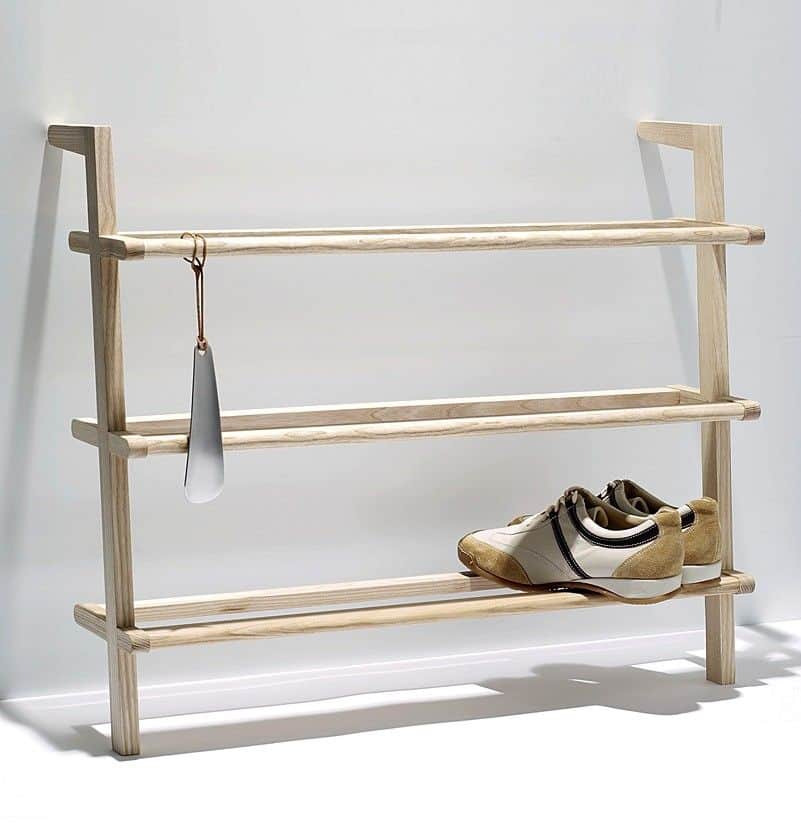 Freestanding Shoe RackShelves