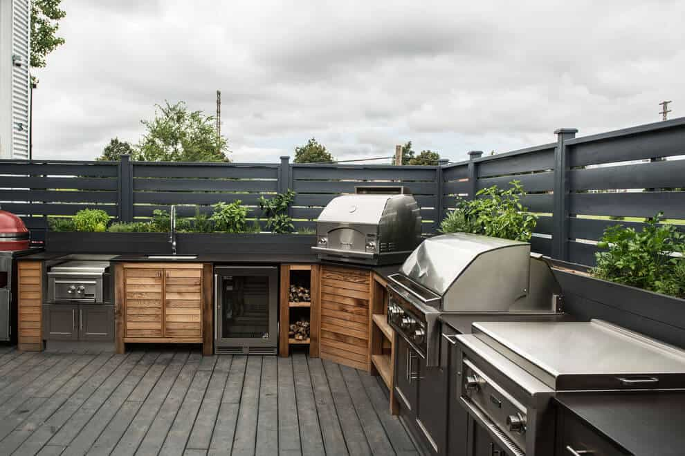 This Outdoor Kitchen Idea Will Make Even The Best Chefs Drool