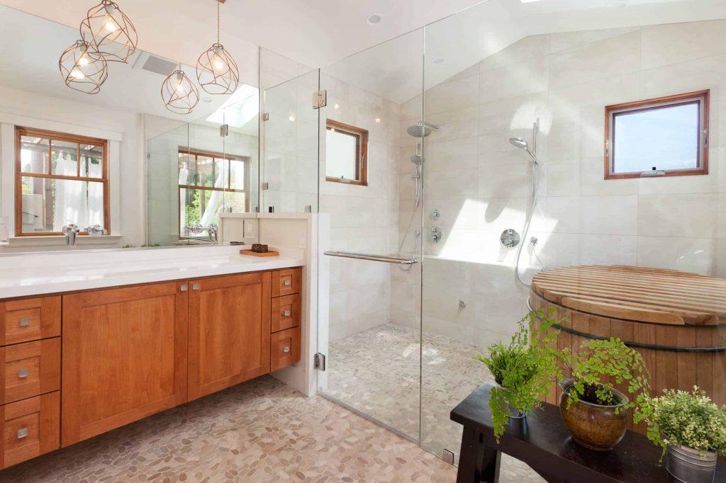 small zen master japanese bathtub remodel in Miami