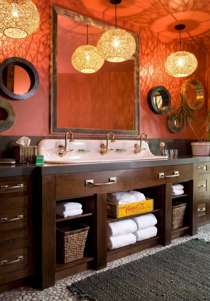 towel storage ideas with Under the Sink Hideaway for Towels