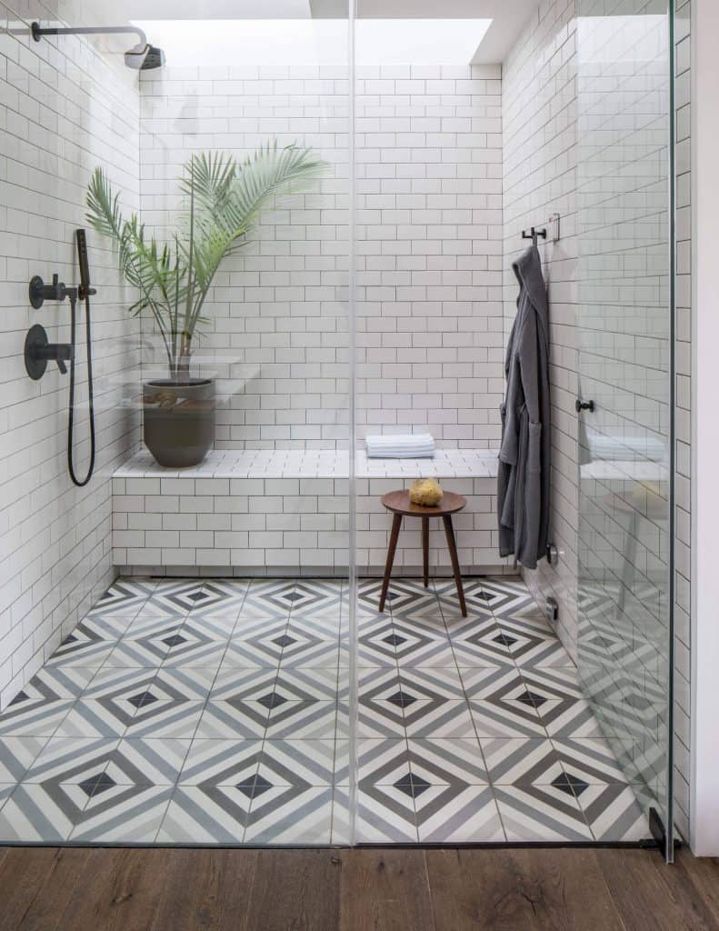 44 Modern Shower Tile Ideas and Designs **2020 Edition**