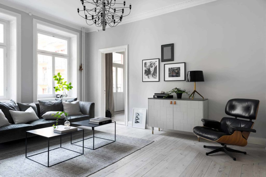 Don't Forget That You Can Use Grey For Your Flooring
