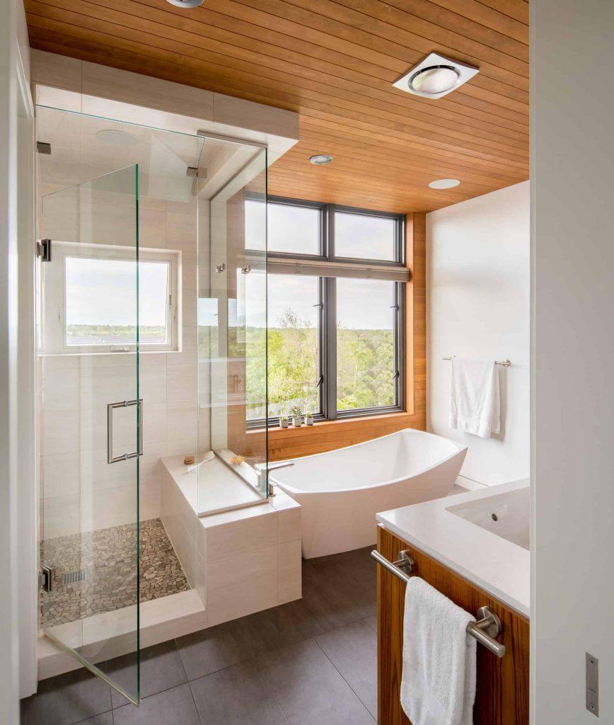 Asian bathroom photo in Austin