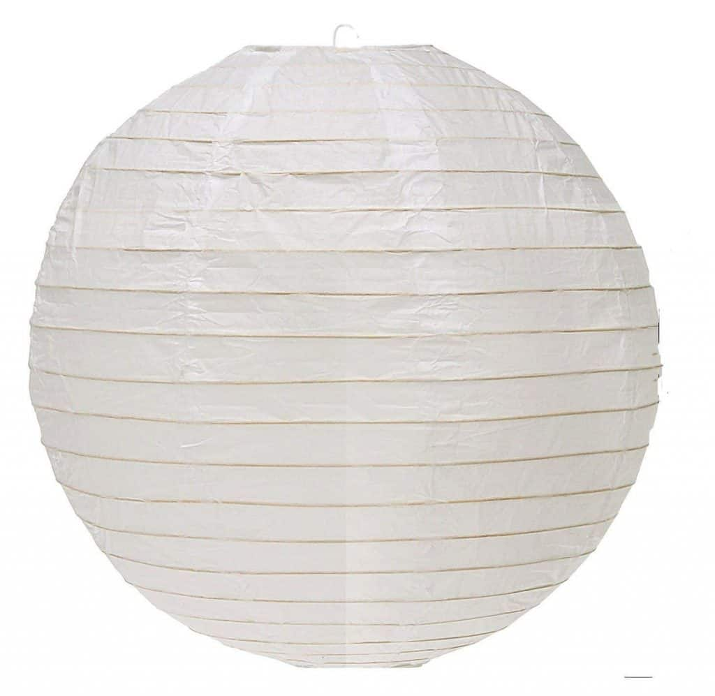 Ideas For Choosing Paper Lamp Shades