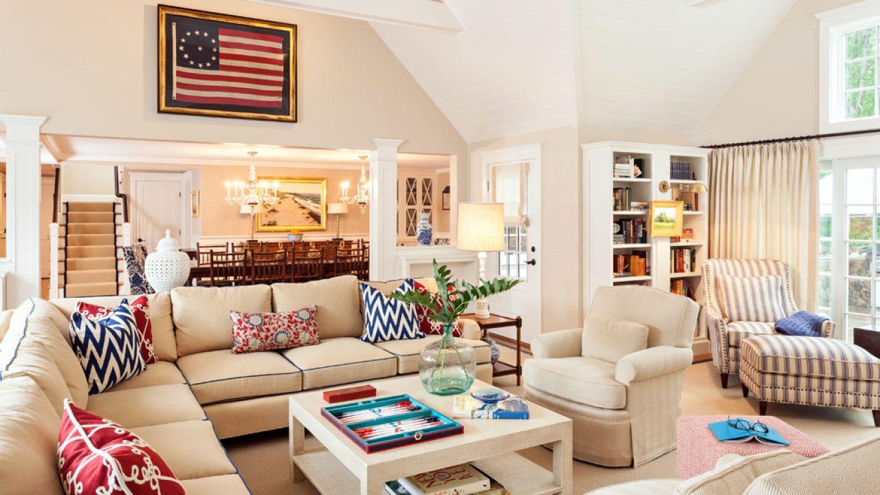 10 Americana Decor Ideas [10 Decorating Guide]