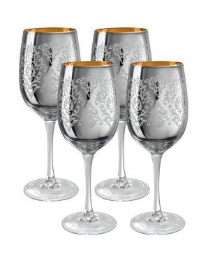 Artland Inc. Brocade Wine Glasses
